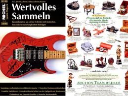 Magazin Heft 5/2016 MICHEL Wertvolles Sammeln New 15€ With Luxus Information Of The World Special Magacine Germany - Telefoonkaarten