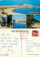 Rethymno, Crete, Greece Postcard Posted 1986 Stamp - Grecia