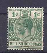 150026654   BRITISH   HONDURAS  YVERT  Nº  94  */MH - Honduras Británica (...-1970)