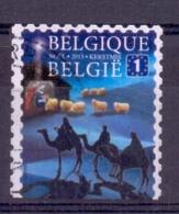 """België - 2013 -  OBP -  4382 - Gestempeld """"Kerstzegels"""" - Belgique"""