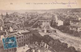 Dép. 06 - Nice. - Vue Générale Prise De La Tour Saint-François. Neurdein Frères. N° 376 - Nice