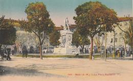 Dép. 06 - Nice. - La Place Garibaldi. Frédéric Laugier N° 1036. Colorisée - Niza