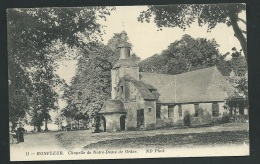 HONFLEUR -  : Chapelle De Notre-Dame-de-Grace  OBE2302 - Honfleur