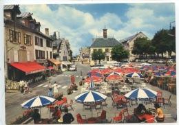 Villard De Lans : Place De La Libération; La Mairie (n°38/548/162 La Cigogne) - Villard-de-Lans
