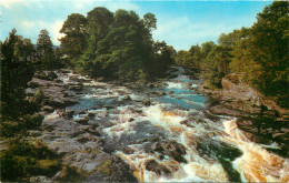 Falls Of Dochart, Killin, Perthshire, Scotland Postcard Unposted - Perthshire