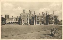 Hinchingbrooke House, Huntingdon, Cambridgeshire, England Postcard Unposted - Angleterre