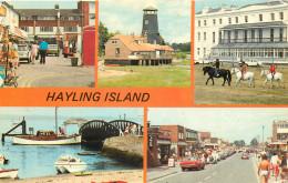 Hayling Island, Hampshire, England Postcard Unposted - Altri
