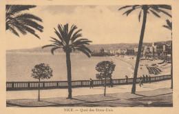 Dép. 06 - Nice. - Quai Des Etats-Unis - Niza