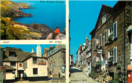 Sloop Inn, St Ives, Cornwall, England Postcard Unposted - St.Ives