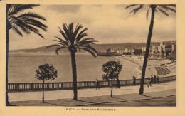 Dép. 06 - Nice. - Quai Des Etats-Unis. Carte Photo - Niza