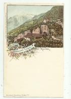 Merano  *  Gruss Vom Schloss Tirol Bei Meran - Merano