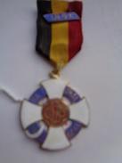 Réf: 98-16-116.            Médaille  !!!  NATIONAL   NATIONAAL   NLD  Ou  NLO  1951. - Religion & Esotericism