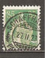 Schweiz 1908 // Michel 105 O - Gebruikt