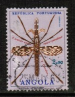 ANGOLA   Scott # 439 VF USED - Angola