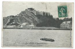 CPA GIVET, LE FORT CHARLEMONT, ARDENNES 08 - Givet