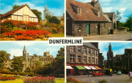 Dunfermline, Fife, Scotland Postcard Unposted - Fife