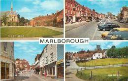 Marlborough, Wiltshire, England Postcard Unposted - Altri