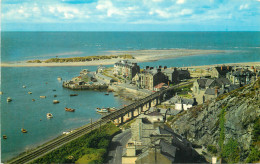 Island, Barmouth, Merionethshire, Wales Postcard Unposted - Merionethshire
