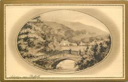 Ashopton, Sheffield, Yorkshire, England Postcard Unposted - Sheffield