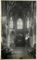 Abbey, Tewkesbury, Gloucestershire, England RP Postcard Unposted - Otros