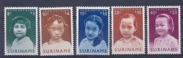 160026694   SURINAM  YVERT    Nº  385/9  **/MNH - Surinam ... - 1975