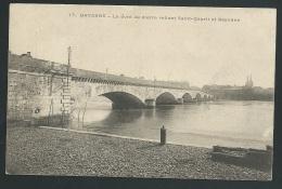 Bayonne - Le Pont De Pierre Reliant Saint Esprit Et Bayonne    - Obe2365 - Bayonne