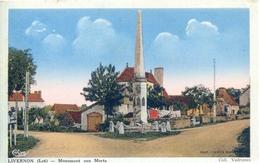 (46) LIVERNON (Lot)  Monument Aux Morts - Livernon