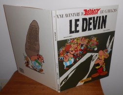 Astérix N°19. Le Devin. Dargaud 1992 - Astérix