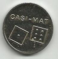 Casino Token Casi-Mat - Casino