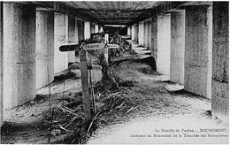CPA - DOUAUMONT - Tranchée Des Baïonnettes - Douaumont