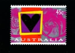AUSTRALIA - 1996  ST. VALENTINE'S  DAY  MINT NH - Nuovi