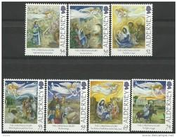 Aurigny Alderney 2012 Yvertn° 459-465 *** MNH Cote 13,50 Euro Noël Kerstmis Christmas - Alderney