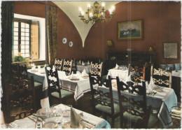 BELGIO - BELGIE - BELGIQUE - Herbemont-sur-Semois - Hostellerie Du Prieuré De Conques - Le Restaurant  - Not Used - Herbeumont