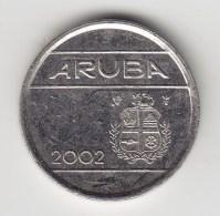 @Y@      Aruba   5 Cent   2002     (3515) - [ 4] Colonies