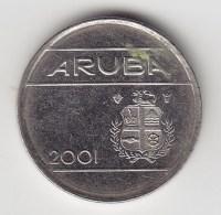 @Y@      Aruba   5 Cent   2001     (3516) - [ 4] Kolonies