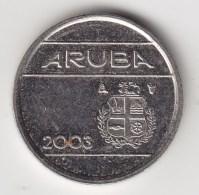@Y@      Aruba   5 Cent   2003     (3517) - [ 4] Colonies