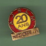 MEZIERES *** S-S 20ans AJSLM ***  0047 - Villes