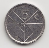 @Y@      Aruba   5 Cent   2000     (3524) - [ 4] Colonies