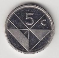 @Y@      Aruba   5 Cent   2009     (3525) - [ 4] Colonies