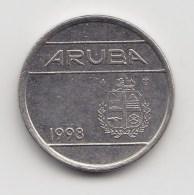 @Y@      Aruba   5 Cent   1998     (3527) - [ 4] Colonies