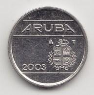 @Y@      Aruba   5 Cent   2003     (3529) - [ 4] Colonies