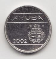 @Y@      Aruba   5 Cent   2002     (3531) - Aruba