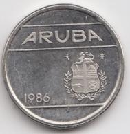@Y@      Aruba   5 Cent   1992     (3532) - [ 4] Colonies