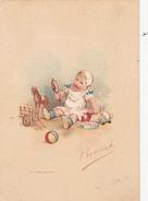 Calendrier De Poche Publicitaire Année 1898 BONNET 31, Place De La Bourse à PARIS Agents De Change (2 Scans) - Calendriers