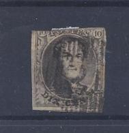 N°6A (ntz) GESTEMPELD D21 Havelange COB € 9,00 + COBA € 15,00 - Postmarks - Lines: Distributions