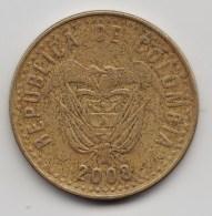 @Y@      Colombia  100 Pesos   2008       (3538) - Colombie