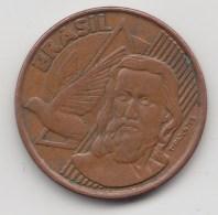 @Y@      Brazilië  5 Centavos   2003       (3541) - Brazilië