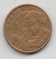 @Y@      Brazilië  10  Centavos   2008       (3544) - Brésil