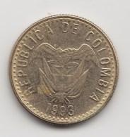 @Y@      Colombia   20 Pesos  1993        (3546) - Colombia