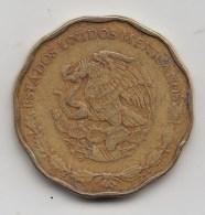 @Y@      Mexico   50 Centavoc  1994         (3539) - Mexico